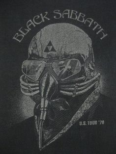 Black Sabbath 78 Tour