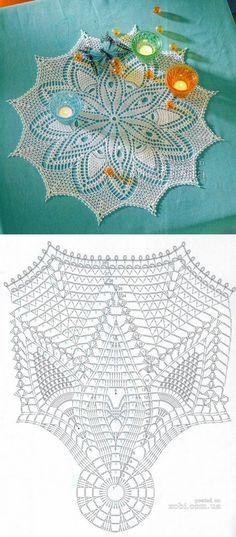 In progress Lampe Crochet, Crochet Art, Thread Crochet, Vintage Crochet, Crochet Doily Diagram, Crochet Flower Patterns, Filet Crochet, Crochet Motif, Crochet Dreamcatcher