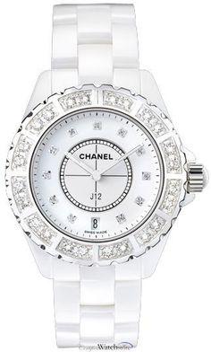 Chanel J12 watch <3