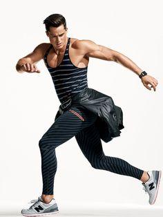 Men's Gym Style: Top Men's Workout Outfit Idea