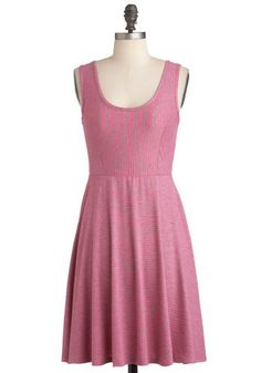 Cheer Up the City Dress in Pink, #ModCloth