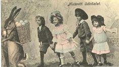 Húsvéti képeslapok a régi időkből | Sokszínű vidék