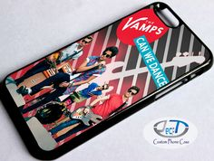 The Vamps Can We Dance Case iPhone, iPad, Samsung Galaxy & HTC Cases
