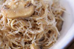 Mushroom & Garlic Pastahttp://mymadisonbistro.com/archives/mushroom-and-garlic-pasta