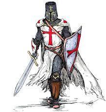 Caballeros templarios, mitos y legendas. Los cruzados no iban solos, siempre les acompañaban estos guerreros.