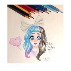 """30 Likes, 8 Comments - captain joey (@joeydepirate) on Instagram: """"I drew this in honor of my favorite Melanie Martinez song—carousels have always had a special…"""""""