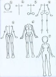 Tutorial how to draw anime headsfemale bodies by micky k how to draw female anime body by arisemutz on deviantart ccuart Gallery