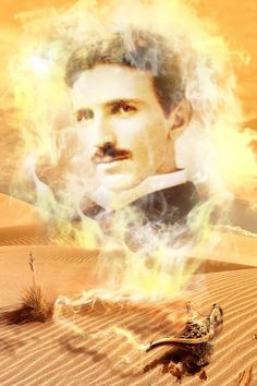 NIKOLA TESLA...........PARTAGE OF MILAN GRUBISIC..........ON FACEBOOK...........