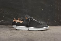 "wings+horns x adidas Originals Stan Smith ""Gray"""