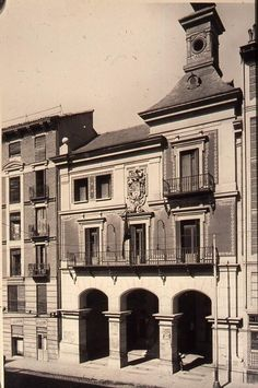 Casa de Socorro del Distrito de La Latina, 1929. Ferriz. Museo de Historia (Madrid)