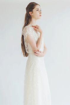 Elegant Halfpenny London Wedding Dress At The White Closet Boutique (Didsbury & Liverpool)   Photography by http://www.emmapilkington.co.uk/
