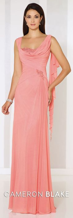 Cameron Blake Spring 2016 - Style No. 116655 #formaleveningdresses