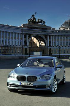 2013 ActiveHybrid 7 BMW