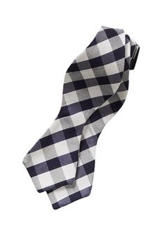 Ginghampton bow tie by Bonobos