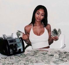 Boujee Aesthetic, Badass Aesthetic, Black Girl Aesthetic, Black Girl Magic, Black Girls, Black Women, Estilo Jenner, Ropa Hip Hop, Fille Gangsta