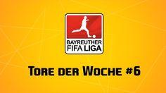 Top Tore der Woche #6 FIFA 16