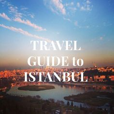 Are you thinking of flying to Istanbul for a weekend? Here are the best things to do and see. IF you're going Free Blog, Travel Guide, Istanbul, Thinking Of You, Things To Do, To Go, Neon Signs, Earth, Santiago