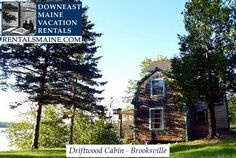 See 1 photo from visitors to Downeast Maine Vacation Rentals. Maine Vacation Rentals, Blue Hill, Us Map, Coastal Cottage, Driftwood, Tours, Cabin, House Styles, Places
