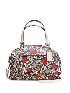00b71f709f38 Floral Prairie Printed Leather Tote by COACH Coach Tote Bags