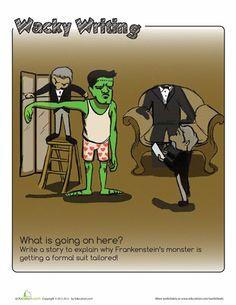 Frankenstein essay prompts