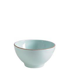 "Sorbetto Aqua Cereal Bowl 6""D | Gracious Style"