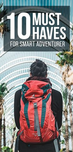 What are the best travel gadgets for a smart traveler. Here are smart accessories for travel bloggers and for everyone else with the wanderlust. Keywords: Smart Adventurer, Travel gadgets, Travel gadgets 2018, Travel accessories, Travel Tech, Packing tips, Backpacking, GoPro, Travel Blog, Wanderlust
