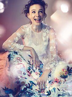 キャリー・マリガン for Harper's Bazaar UK December 2014