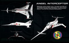 Angel Interceptor ortho by unusualsuspex on DeviantArt Scarlet, Sci Fi Tv Series, Sci Fi Models, Sci Fi Art, Military Aircraft, Vintage Toys, Favorite Tv Shows, Growing Up, Air Force