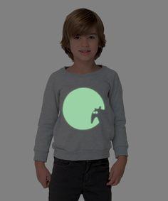 Kids sweatshirt GLOWING TAPIR Lemur, Graphic Sweatshirt, T Shirt, Sweatshirts, Sweaters, Kids, Collection, Women, Fashion