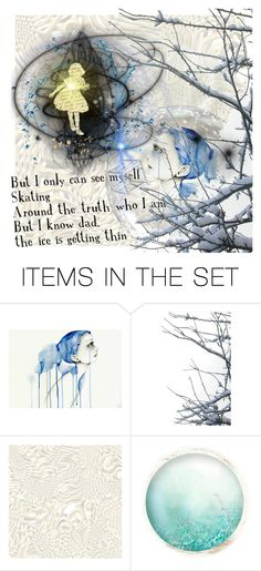 """""""Wise Winter...inspired by Tori Amos, Genius"""" by fatange ❤ liked on Polyvore featuring art"""
