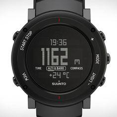 Cool outdoor watch-Suunto Core Alu Watch.
