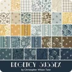 Cast Iron Fabric by Kathy Hall 9303-K1 Quilt Shop Quality Cotton