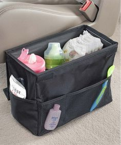 Another great find on #zulily! Carganizer™ Portable Console Organizer by High Road #zulilyfinds
