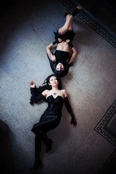 Envy & Lust from Fullmetal Alchemist