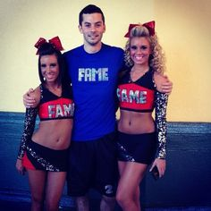 0de6e76c7824 Fame s new uniforms at Cheerleading Worlds 2012 bit.ly II6TOA Cheer  Clothes