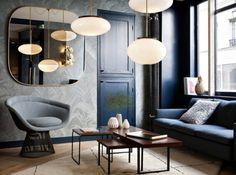 #designvintage #livingroom #Inspiration #Leconsulat LE CONSULAT / CONCEPT HOME / LISBOA www.leconsulat.pt