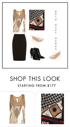 """rock on"" by j9ensemble ❤ liked on Polyvore featuring MaxMara"
