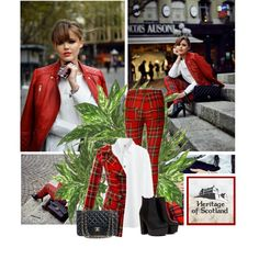 """""""Heritage of Scotland 1"""" by tinasxx on Polyvore"""