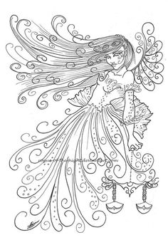 libra intricate coloring pages of zodiac signs if youre looking for