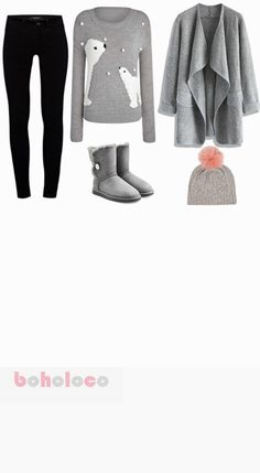 Snowball Fight | Awesome Fall Outfits for Teen Girls for School