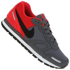 Centauro - Tênis Nike Air Waffle Trainer - Masculino
