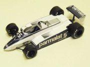 F1 Paper Model - 1980 USA West GP Brabham BT49 Paper Car Free Template Download