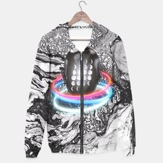 Orb Of The Night Hoodie by Naked Monkey 54.95€