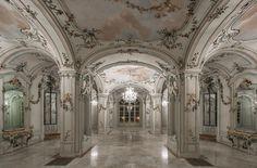 Sala Terrena - The Esterházy Palace
