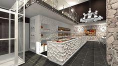 STUDIO SAGITAIR | Architettura - Interior Design - Render - Progetto Design Hotel, E Design, Interior Design, Studio, Shop, Closet, Home Decor, Nest Design, Armoire