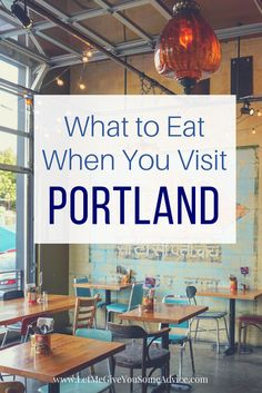 Mouthwatering suggestions for your trip to Portland, Oregon. Build the perfect itinerary with local restaurants that showcase the city's culinary flavors. Visit Portland Oregon, Travel Portland, Oregon Travel, Travel Usa, Portland Brunch, Portland Eats, Portland Restaurants, Oregon Road Trip, Us Road Trip