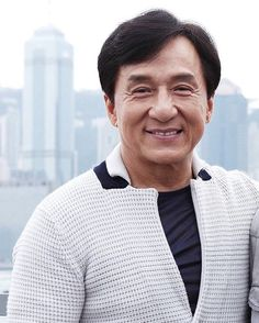 Performs his own stunts & excels in every movie Jackie Chan ♥