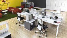 Operatív és vezetői munkahelyek - Poziteam Executive Office Furniture, Bedroom Office, Kitchen Living, Corner Desk, Kitchen Appliances, Storage, Table, House, Design