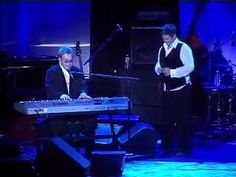 "k.d. lang & Elton John ""Sorry Seems To Be The Hardest Word""  My second pinning of the same song but I love it by these two as well!"