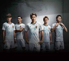 【adidas】サッカー日本代表の新ユニフォームwwwwwwww
